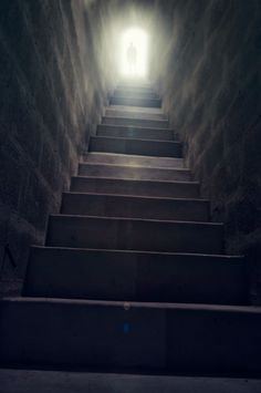 the staircase of Normandy