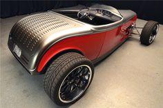1932 FORD CUSTOM ROADSTER - Barrett-Jackson Auction Company - World's Greatest Collector Car Auctions