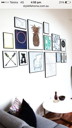 Awesome prints from the march collective, seen on style.life.home