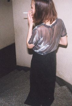 Got your christmas outfit sorted? Keep it subtle with glittered tops and lots of black, of course!