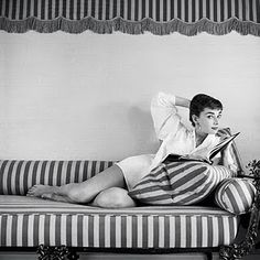 stripes and audrey
