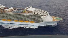 Harmony Of The Seas, Water Crafts, Boats, Ships, Handmade Crafts, Boat, Ship
