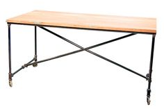 Beau INDUSTRIAL FOLDING TABLE $895.00