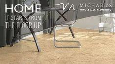 USFloors - SAVE 30-60% Limited Time Sale -  COREtec Plus Tile - Amalfi Beige - #homedecor, #homegoals, #vinylfloors, #coretec, #LVP, #home, #flooring, #DIY - 800-344-8585 - Call to Save! Us Floors Coretec, Coretec Plus, Cork Underlayment, Waterproof Flooring, Amalfi, Tile, Mosaics, Tiles, Backsplash