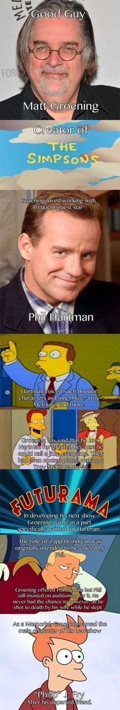 You May Remember Hartman From Such Popular Characters As Lionel Hutz And Troy McClure.