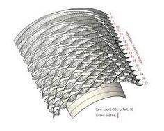 """grasshopper circle packing""的图片搜索结果 Grasshopper Rhino, Architectural Pattern, Parametric Design, Textures Patterns, Ideas Para, Facade, Shapes, Detail, Architecture"