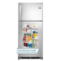 FFBF285SS Compact Summit Apartment Refrigerator With Freezer ...