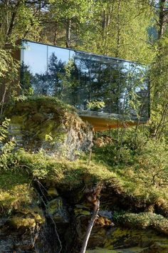 Juvet Hotel // Norge