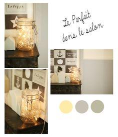 Le Parfait et des idées simples pour décorer - Avec ses 10 p'tits doigts... Soyez DIY !