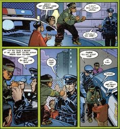 I loved when Dick was a cop.    Nightwing #71