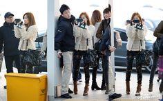 2012年11月22日 仁川空港出国(シンガポール)