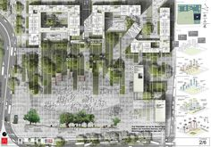 Landscape Architecture - Garden design based in London Masterplan Architecture, Plans Architecture, Architecture Visualization, Landscape Design Plans, Landscape Architecture Design, Urban Landscape, Design Plaza, Landscape Plaza, Urban Design Diagram