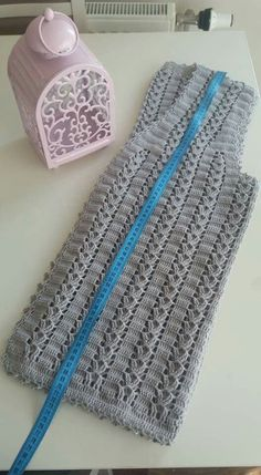 Diy Crafts - Diy Crafts - Best 7 – Page 549650329518013663 - Her Crochet Pull Crochet, Gilet Crochet, Crochet Jacket, Crochet Shawl, Crochet Stitches, Crochet Vest Pattern, Baby Knitting Patterns, Crochet Patterns, Tunic Pattern