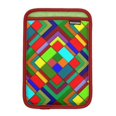 >>>Coupon Code          geometric color iPad mini sleeve           geometric color iPad mini sleeve we are given they also recommend where is the best to buyShopping          geometric color iPad mini sleeve Review on the This website by click the button below...Cleck Hot Deals >>> http://www.zazzle.com/geometric_color_ipad_mini_sleeve-205384173977814828?rf=238627982471231924&zbar=1&tc=terrest