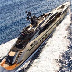 Yacht Design, Boat Design, Speed Boats, Power Boats, Luxury Yachts, Luxury Cars, Luxury Travel, Yatch Boat, Yacht World