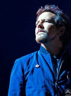 Eddie Vedder...whoa...be still my heart