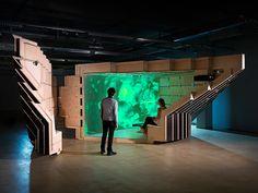 'montreux jazz heritage lab' by alice epfl, dieter dietz, lausanne, switzerland