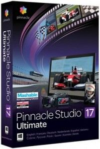 Pinnacle Studio 17 Ultimate Crack v17.2.0.246 Fulll Free Download