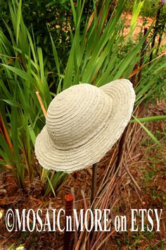 "Concrete ""Straw Hat""."