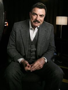 Tom Selleck - January 29, 1945 ...I share the same day but a different year.
