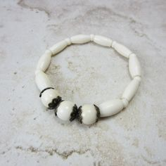 This matches almost everything I own!  The perfect stretch bracelet!