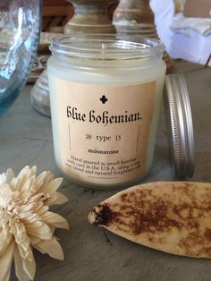 Blue Bohemian California Beach Scents by monteblue on Etsy