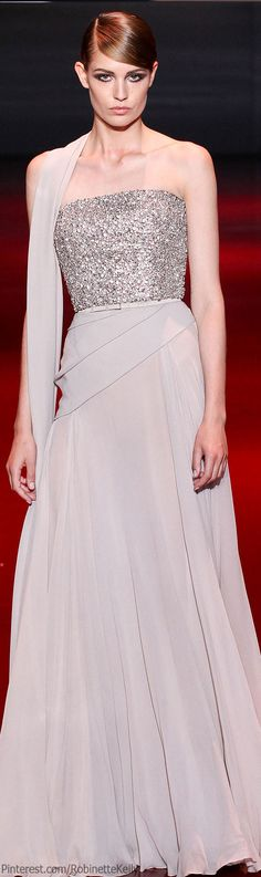 Elie Saab Haute Couture   F/W