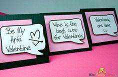 Funny be my anti valentine Photo   Best Funny Photos