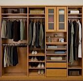 Closet by Design, Classic Reach In Custom Closet
