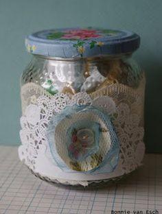 Jar deco