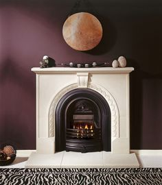 Image Detail for - How To Decorate Mantle Piece ( Fireplace ) | Home Auto Design | Trend ...