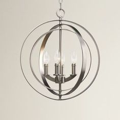 You'll love the Jacqueline 4-Light Candle Chandelier at Joss & Main - With Great Deals on all products and Free Shipping on most stuff, even the big stuff.