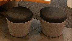 AUT Custom Seating - Reception Counter Conversion #stools #buttonstools #bfg