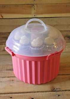 An Awesome Cupcake Carrier