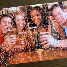 Nincs is annál jobb, mikor egy születésnap vagy névnap alkalmából összejön a család. Ilyenkor a legjobb időtöltés lehet a közös játék. Ajándékozzon egyedi képpel ellátott puzzle-t, melyet akár azonnal közösen ki is próbálhatnak. A fényképes puzzle anyaga karton, mérete 29x40 cm és 300db-os.3 év alatti gyerekeknek nem ajánlott! Puzzle, Movie Posters, Movies, Paper Board, Puzzles, Films, Film Poster, Cinema, Movie