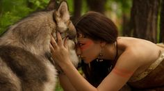 living with wolves BBC documentary 2016