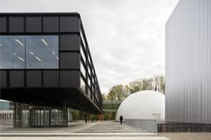 Completed in 2015 in Kerkrade, The Netherlands. Images by Rene de Wit, Henry van Belkom. Museumplein Limburg, designed by Shift architecture urbanism, has been completed in Kerkrade, a town at the Dutch-German border. Two new public...