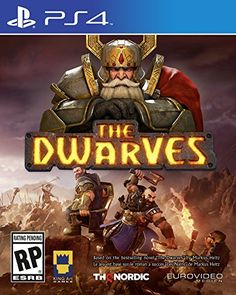 The Dwarves PS4  PlayStation 4 >>> Continue to the product at the image link.Note:It is affiliate link to Amazon.