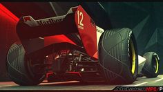 Meet the F1 car of 2056 - BBC Top Gear
