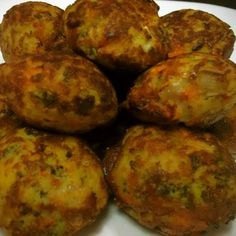 Veggies Cheese Balls Recipe to Cook at Home | BetterButter.in