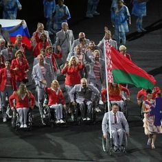 Sports: Belarus Held a Protest at the Paralympics Opening Ceremony Against the Ban on Russian Athletes