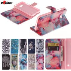 eFFelon Shockproof Fashion Luxurious Flip Leather Cover Case for Microsoft Lumia 640 630 930 cell phone Cases for Nokia 640 XL