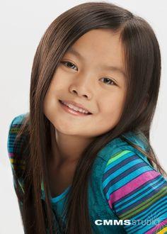 Child Acting Headshots  +  ......................  Kid Photography +  by www.cmmsstudio.com