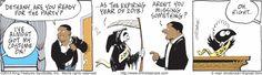 Tuesday's Top Ten: New Year's Eve Comics : Blog | Comics Kingdom - Comic Strips, Editorial Cartoons, Sunday Funnies, Jokes