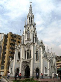 santiago de cali - Iglesia la Ermita