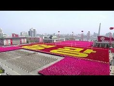 North Korea military parade increases tensions