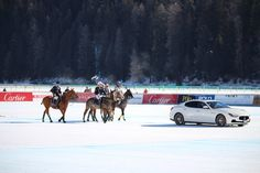 Snow Polo World Cup St. Moritz Switzerland