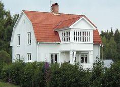 Underbart hus med snickarglädje i Voxna! Wonderful house in Voxna, Sweden