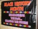 Lots and lots of bulletin board ideas for Black History Month!