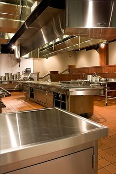 First glance at the Pennsylvania School of the Culinary Arts.This AFS design employs the F-1 Plus design concept,that integrates a high level of ergonomics for increased user efficiency....An AFS first in the industry.